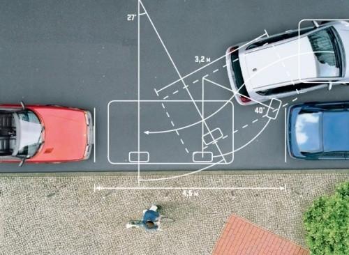 как выехать если машина стоит очень близко к забору