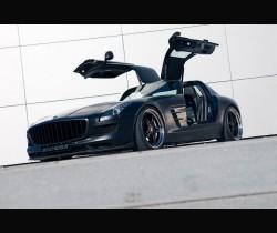 Фото Mercedes-Benz SLS 63AMG