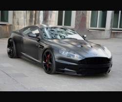 Фото Aston Martin DBS Superior Black Edition